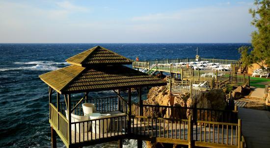 Merit Crystal Cove : akvaryum plajı