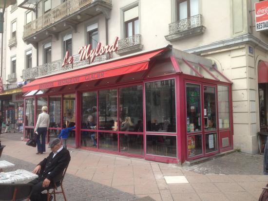 Le mylord thonon les bains restaurant avis num ro de t l phone photos tripadvisor - Restaurant port de thonon ...