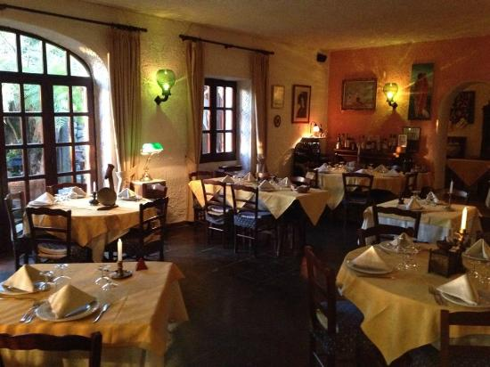 Montecorvo: La sala interna