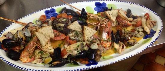 Montecorvo: La zuppa di Giovanni !