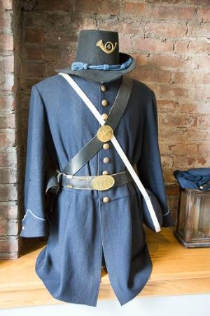 Civil War General Uniform 119