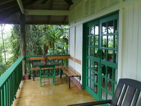 Hotel Villas Gaia: Terrace