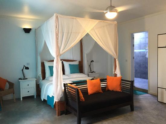 Dhigurah Island: Deluxe room