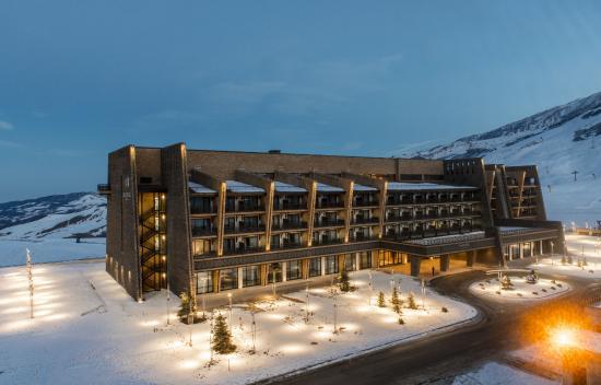 Shahdag hotel spa qusar azerbaijan specialty hotel for Specialty hotels