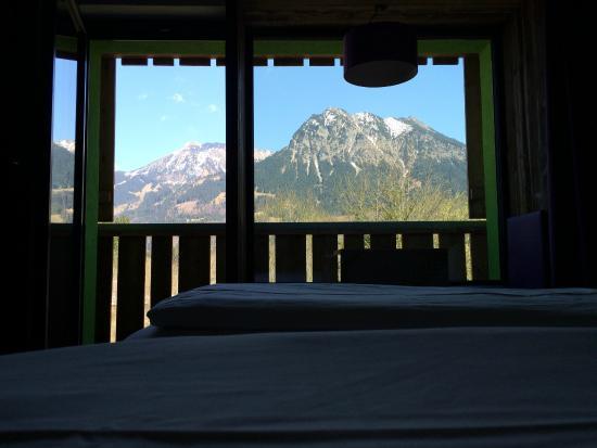 Explorer Hotel Oberstdorf: Ist das nicht schön ?