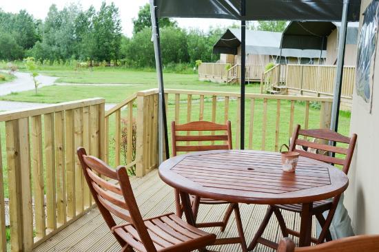 Canadian Fields: your veranda