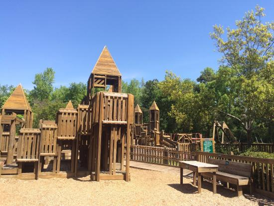New Bern, Kuzey Carolina: Kidsville Playground
