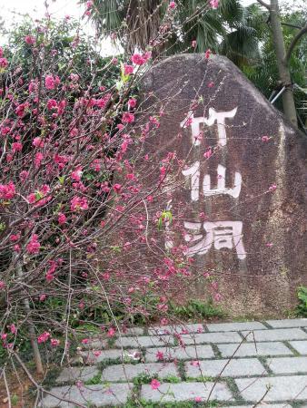 Zhuhai Wanzai Zhuxian Cave: 珠海湾仔竹仙洞