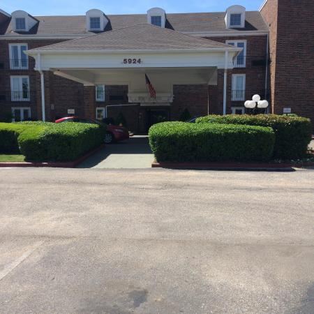 The Alabama Hotel: Great place to stay!