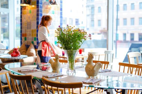 Cafe Yulina Kukhnya