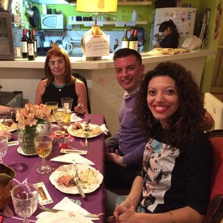 Che Lulu Guesthouse: Cena Show aos sabados