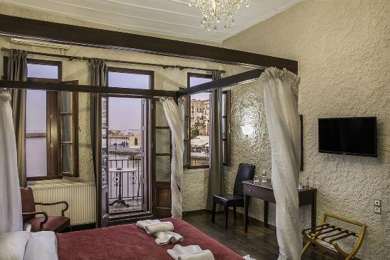 Hotel Porto Antico : Superior Double Sea View
