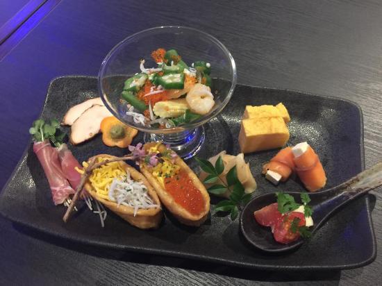 Tsukiji Mugenryu Live Restaurant