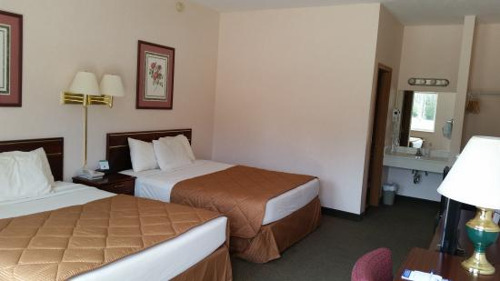Americas Best Value Inn - Ludington