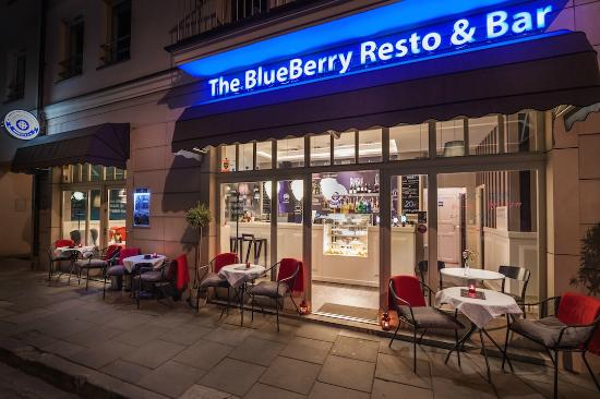 The BlueBerry Resto & Bar