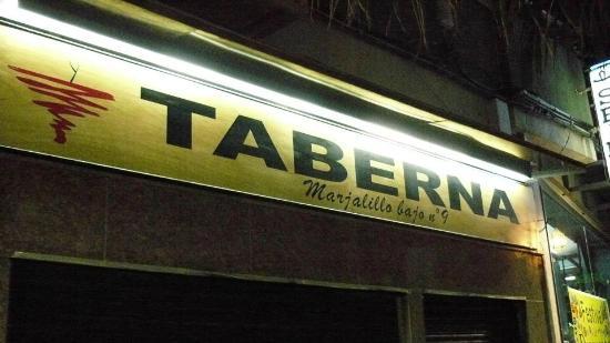 TABERNA MARJALILLO BAJO 9