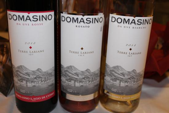 Agriturismo Sorsasso: Wine selections