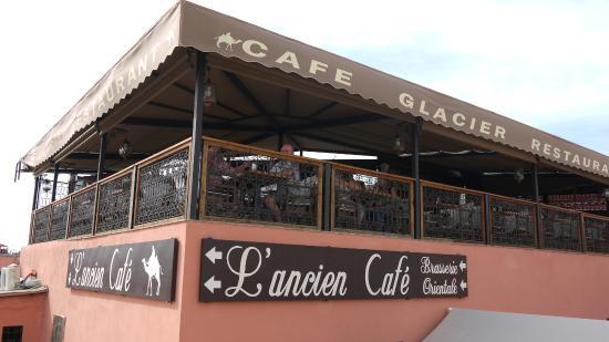 L'ancien café