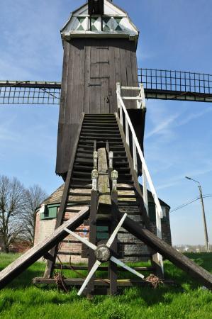 Aalbeke Windmill
