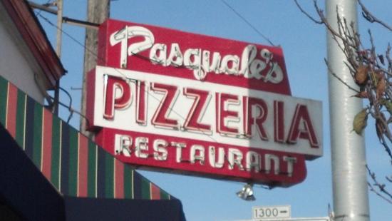 Pasquale's Pizzeria Restaurant