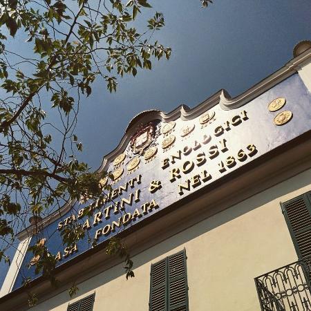 Casa Martini - Picture of Casa Martini - Martini & Rossi, Chieri ...