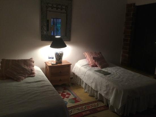 Casa Marly: Segunda habitación de la Suite familiar. la primera tiene cama matrimonial y el baño par alas 2