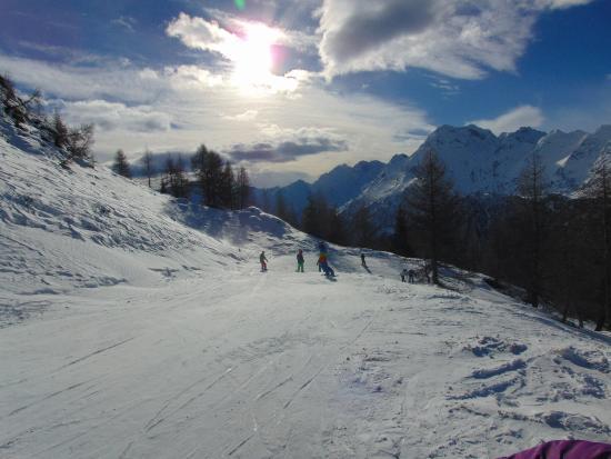 Hotel Saint Martin: Le splendide piste sulle quali sciare soggiornando al St. Martin