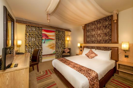 African Adventure Theme Room Picture Of Chessington