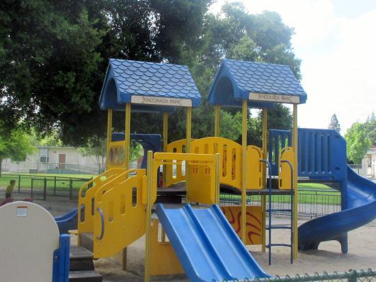 Rinconada Park, Palo Alto, Ca