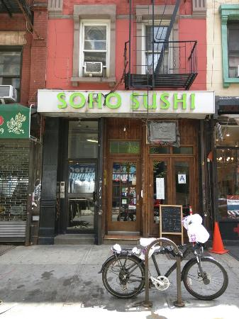 Soho Sushi New York City Greenwich Village Restaurant Reviews Phone Number Photos Tripadvisor