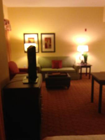 Homewood Suites Shreveport: Sitting Area