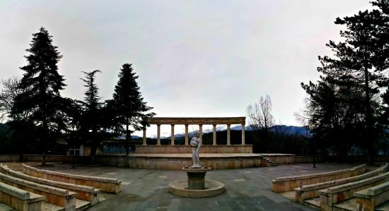 Dilijan, أرمينيا: Dilijan Amphitheater