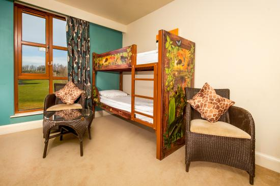 Double Room Bunk Beds Picture Of Chessington Safari Hotel