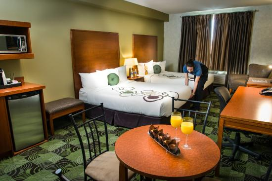 Deerfoot Inn and Casino: Family Suite