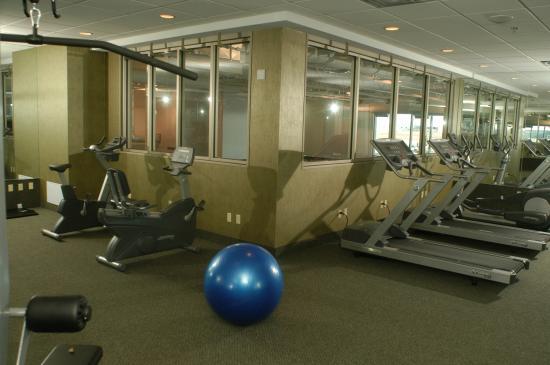 Deerfoot Inn and Casino: Fitness Center