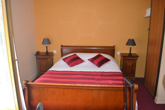 Hotel Romantica: Bedroom #1