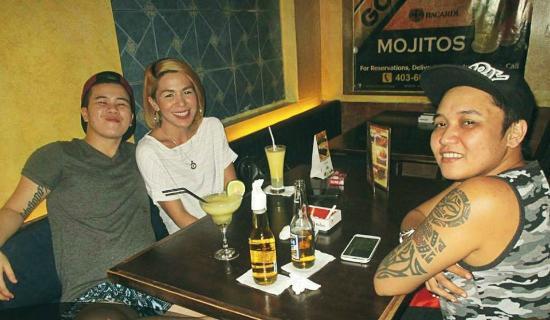 Agave Mexican Cantina : Saturday Night!