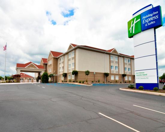 Holiday Inn Express & Suites Port Clinton: Relax