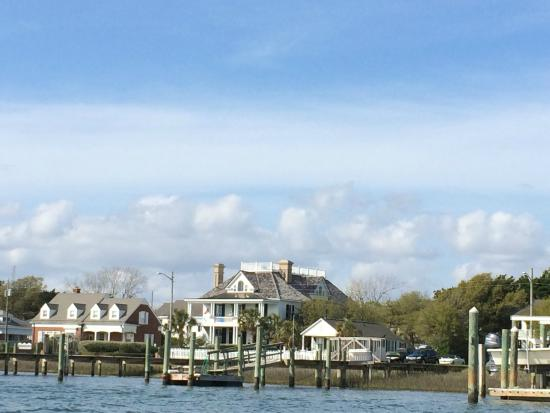 Waterbug Tours: Another view from the water