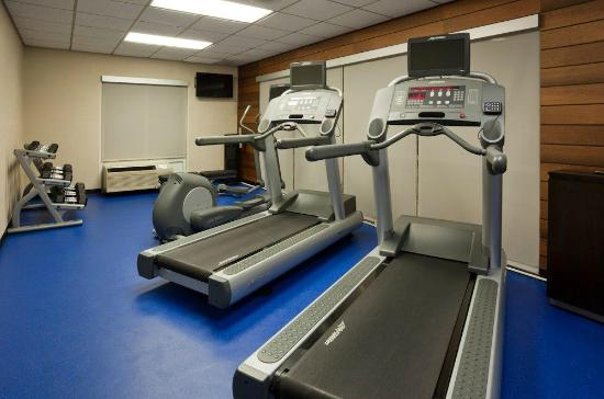 Fairfield Inn Evansville West: Fitness Center
