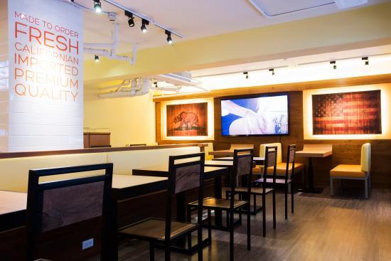 Caliburger Taiwan