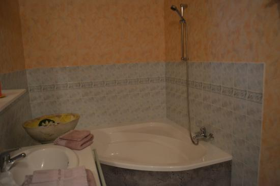 Cartigny l'Epinay, Francia: Sunken Tub