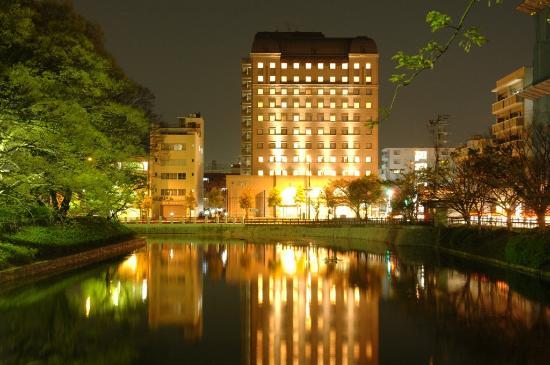 APA Hotel Matsuyamajo Nishi