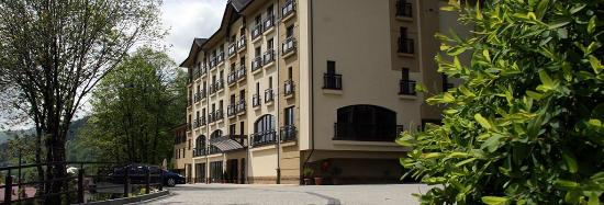 Hotel Elbrus Spa & Wellness: Hotel