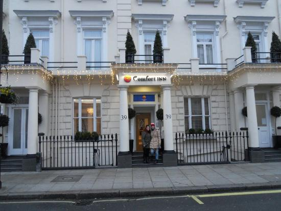 Comfort Inn Victoria - Book Direct - London, UK
