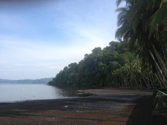 Saladero Eco Lodge: beach