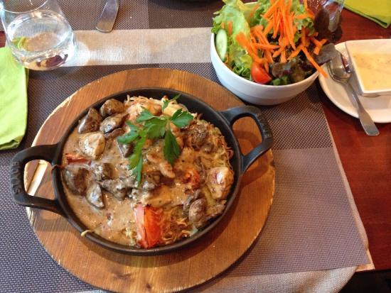 La belle fermi re photo de au caquelon haguenau - Direct cuisine haguenau ...
