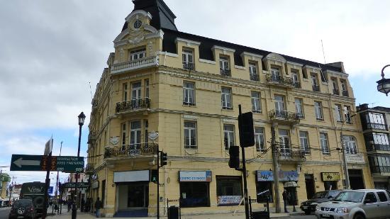 Hotel Plaza : Exterior