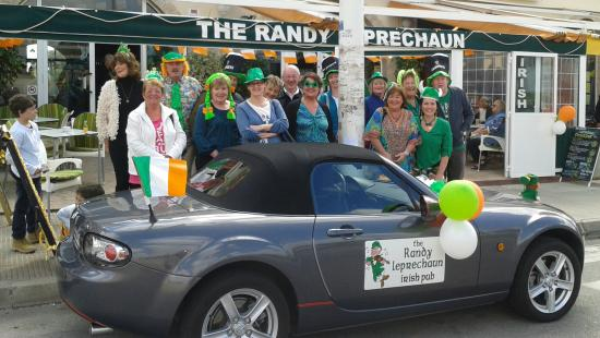 The Randy Leprechaun La Zenia Orihuela Costa Spain