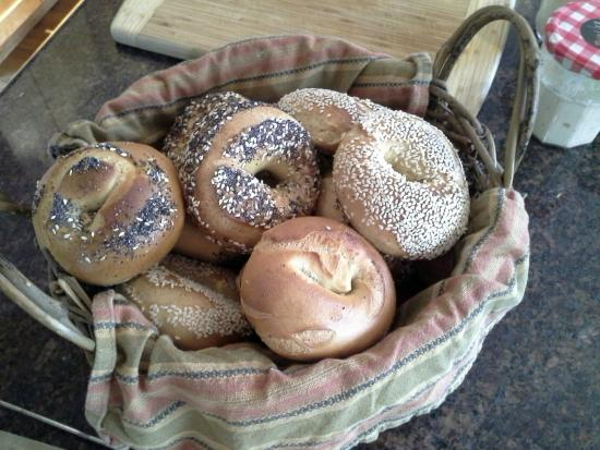 Bake Your Own Amazing Bagels